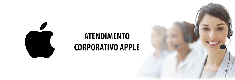 Atendimento Corporativo Apple