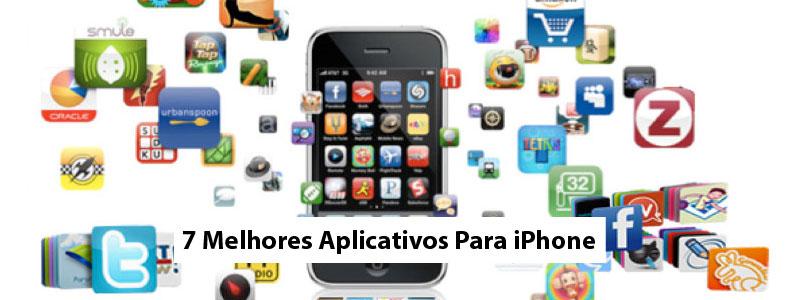 7 Melhores Aplicativos Para iPhone