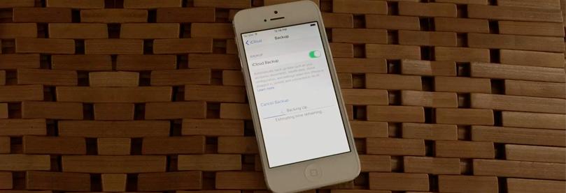 Como Fazer Backup no iPhone