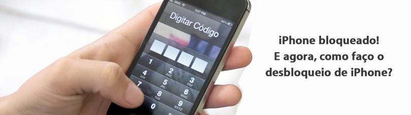 Desbloqueio de iPhone