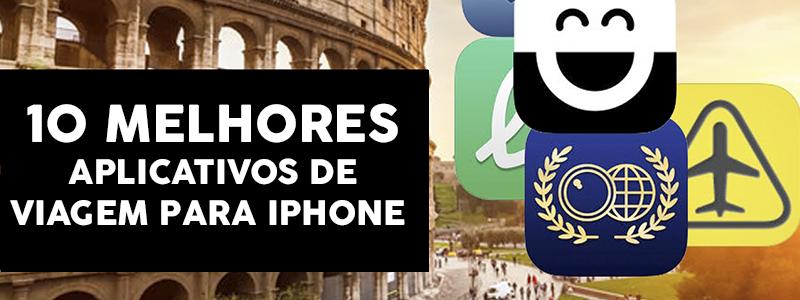 10 Melhores Aplicativos Para Viagem Para iPhone