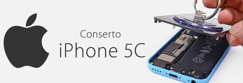 Conserto-iPhone-5C